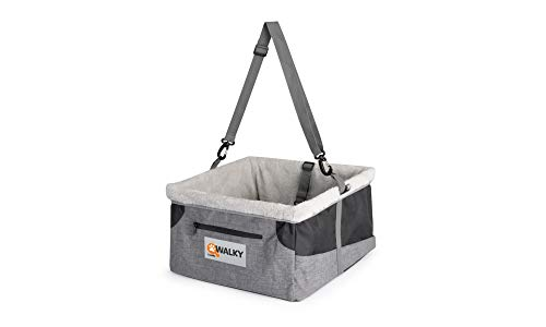 Camon Trasportino per Cani e Gatti Walky Pet Drive Box Basic Grigio 38x38xh22 cm