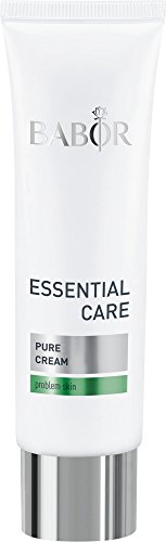 BABOR ESSENTIAL CARE Pure Cream, leichte Anti-Pickel-Creme für unreine Haut, porenverfeinernd,...