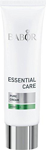 BABOR ESSENTIAL CARE Pure Cream, leichte Anti-Pickel-Creme für unreine Haut, porenverfeinernd, lindert Hautunreinheiten, klarer & frischer...