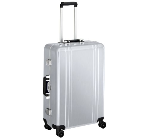 zero-halliburton-classic-polycarbonate-26-inch-4-wheel-spinner-travel-case-silver-one-size
