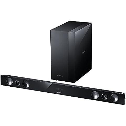 Samsung HW-H430 - Barra de sonido (290W, 2.1, Dolby Digital, DTS, 160W, 16,51 cm (6.5