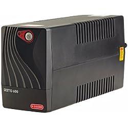 VGUARD UPS SESTO 600 - 600VA- Application Desktop UPS