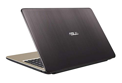(Renewed) Asus Vivobook X540MA-GQ024T 15.6-inch Laptop (Intel Celeron N4000/4GB/500GB/Home windows 10/Built-in Graphics), Chocolate Black Image 7