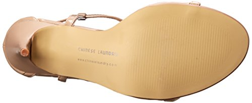 Chinese Laundry Leo Synthétique Sandales Nude