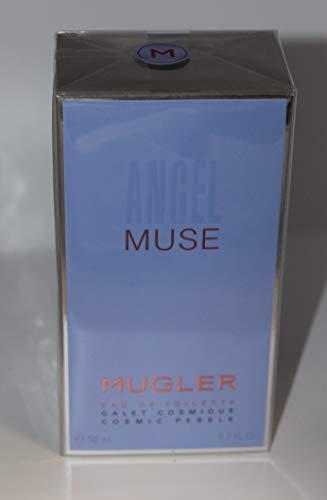 Angel Eau De Toilette (Thierry Mugler Angel Muse 50 ml Eau de Toilette Spray)