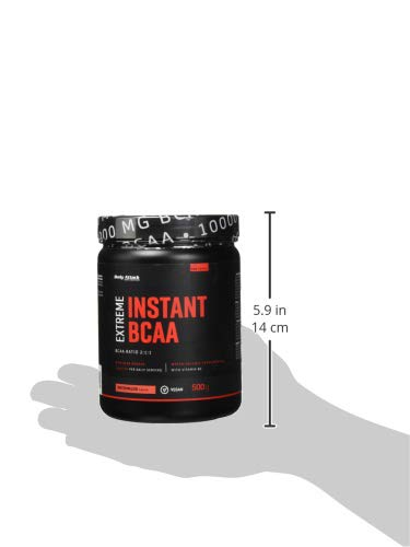 Body Attack Instant BCAA Extreme, Watermelon (1 x 500 g) - 6