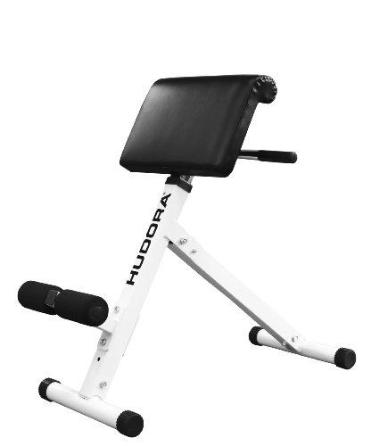 #HUDORA Fitnessgerät Rückentrainer, weiß,schwarz, 65218#