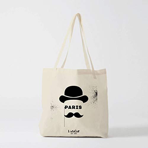 Tote Bag Paris Tote Bag City Paris City Cotton Tote Bag Bag Bag Einkaufstasche und Tote Bag Bags and Luggage Overnight Bag