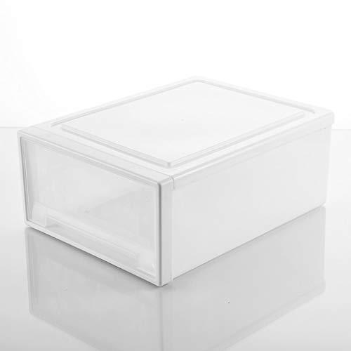 Producto Nombre: Rectangular escritorio almacenamiento caja almacenamiento cajaProducto tamaño: Pequeña: 27 * 18 * 10cm Medio: 34* 25 * 12 cm Grande: 39* 30 * 16 cm Extra grande: 44* 35 *...