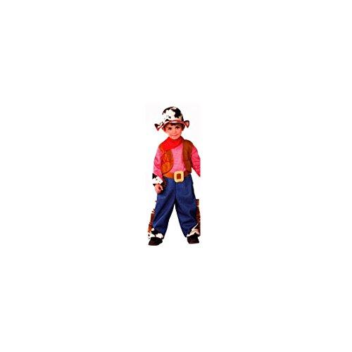 Rubies - Disfraz de vaquero, 1-2 años Disfraz Vaquero