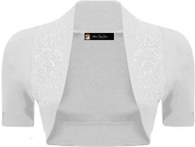 Momo Fashions -  Coprispalle  - Donna Bianco