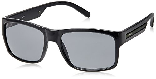 Fastrack Sport Sunglasses (P270BK1|57|Black)