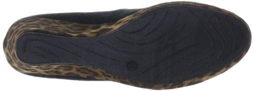 Marco Tozzi 2-2-22422-29, Scarpe col tacco donna Nero (Schwarz (black antic 002))