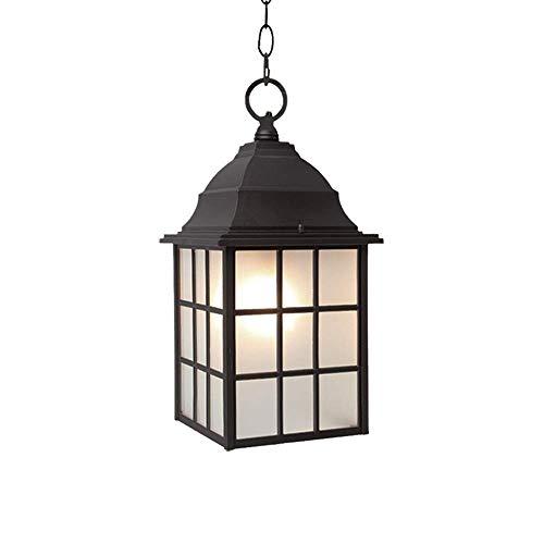 Luminaire extérieure Suspension