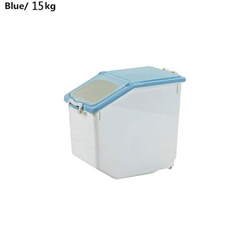 Clamshell Rice Aufbewahrung Box Bulk Storage Bins Lebensmittel Lagerung Container Covered Verschiedene Körner Snack Aufbewahrungs Box Kunststoff (Kunststoff-lebensmittel-lagerung-kisten)