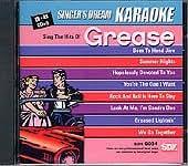 """CD(G) Karaoké Singer's Dream """"Grease"""" (Livret paroles inclus)"""