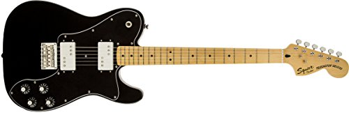 Vintage Modified Telecaster Deluxe MN Black