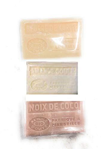 Label Provence - Lote 3 jabones Marsella orgánica