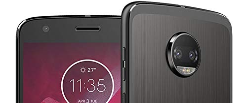Motorola Moto Z2 Force (Super Black, 64 GB) (6 GB RAM) Without Any MODS