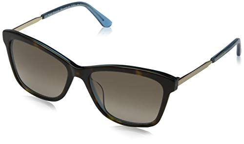 Juicy Couture Damen Ju 604/S Sonnenbrille, Mehrfarbig (HAV Blue), 56