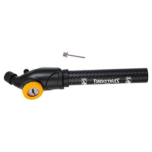 Spalding NBA DUAL Action Pump Gauge (84-85SCN) schwarz, NOSIZE -