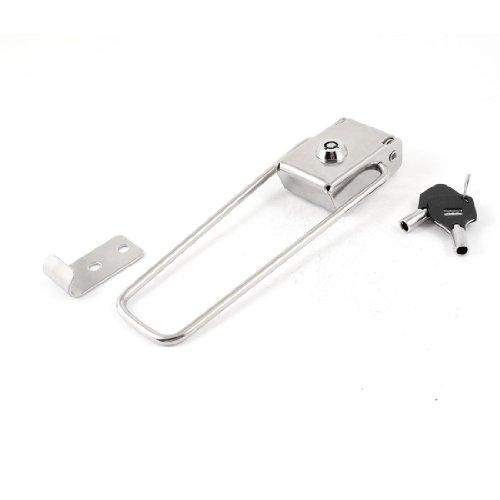 Schublade/Schrank Vitrine Safety Secure Lock, silberfarben