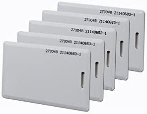 Hieon RFID Card (Thick) 25 Nos RFID For Time Attendance & Access Control