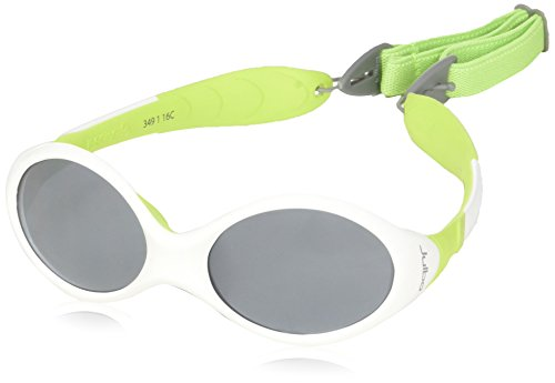 Kinder Sportbrille- Julbo Looping-lll Spectron 4 (2 - 4 Jahre) Weiss/Anis