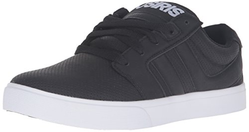 Osiris Lumin Synthétique Chaussure de Basket Black/perforated