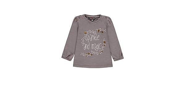 68 74 80 Kanz T-Shirt langarm Shirt Langarmshirt Rosa Mädchen Baumwolle Gr