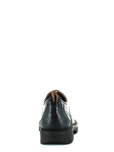 Wrangler WM142080 Francesina Uomo Nero