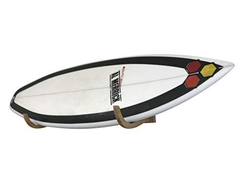 Durante 15 años COR ha sido el líder en almacenamiento de tabla de surf. El soporte de tabla de surf COR está hecho de 100% madera maciza de manchas oscuras con una tira de goma protectora para proteger tu tabla de golpes y arañazos. Muestra tu tabla...