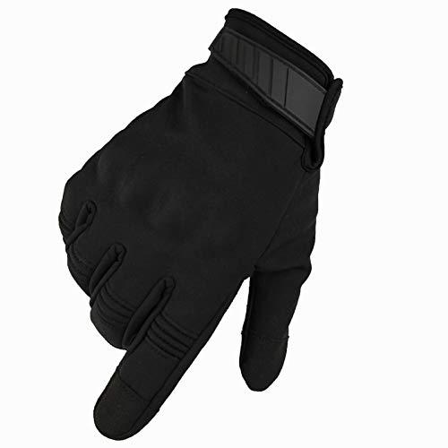Guantes tácticos impermeables para escalada al aire libre, guantes de equitación antideslizantes,...