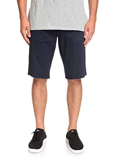 Quiksilver Herren Revolver Color Walk Shorts, Navy Blazer, 32 (Revolver Quiksilver)