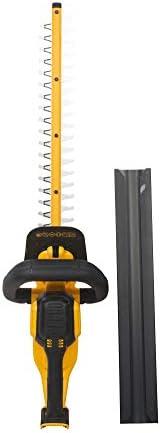 DEWALT DCM563PB-GB 18 V XR nożyce do żywopłotu, goła jednostka, żółty