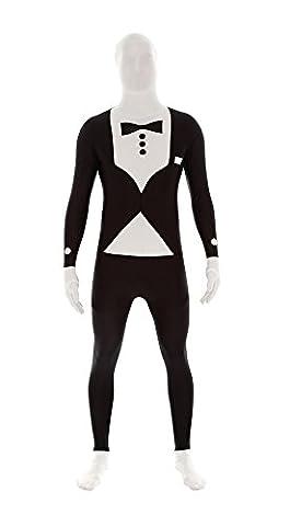 Morphsuits - M Suit Tuxedo Pour Hauteur 180-186 Cm - Taille Xl