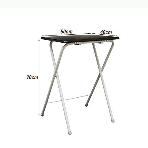 WENYAO Klapptisch Klapptisch Notebook Tisch Drifters Tisch 70 * 50cm