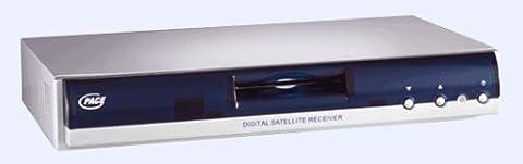PACE DS 210 KP Digitaler Satelliten-Receiver (NICHT mehr geeignet für SKY seit 18.11.2015) silber