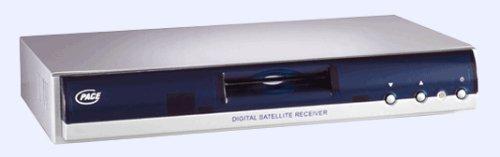 PACE DS 210 KP Digitaler Satelliten-Receiver (geeignet für Premiere) Silber Premier Digital Receiver