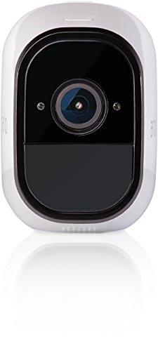 Netgear Arlo Pro VMC4030-100EUS wiederaufladbare Smart Home Zusatz-HD-Security-Überwachungs Kamera (100% kabellos - 2