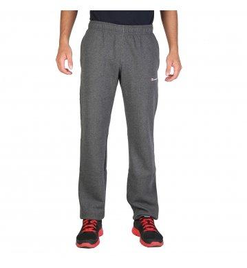 Champion -  Pantaloni sportivi  - Uomo grigio XX-Large