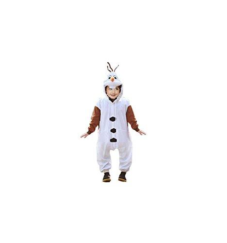 Imagen de disfraz pijama olaf niños  120
