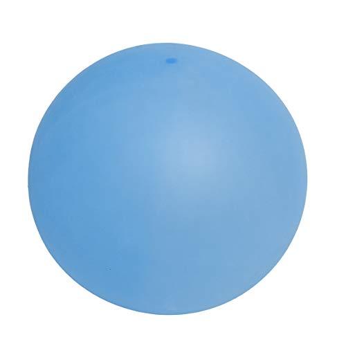 VIDOO 1M Erstaunliche Reißfeste Wubble Bubble Ball Kids Aufblasbare Spielzeug Outdoor-Spiel-Blau