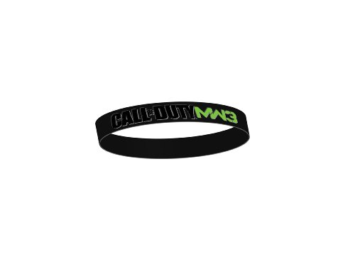 Call-of-Duty-MW3-Armband-Black-Rubber