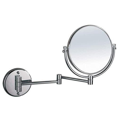 Preisvergleich Produktbild YA LED Makeup Mirror Mit Licht Faltbare Doppelwand Mount Vanity Mirror 10x USB Laden Touch Dimming Mirrors