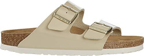 BIRKENSTOCK Arizona Sandals 36 EU Patent Sand - Arizona 2-strap Sandal