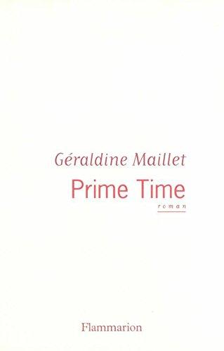 Prime Time - Géraldine Maillet sur Bookys