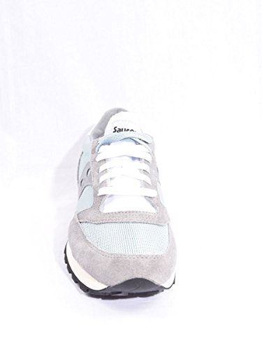 Saucony , Herren Outdoor Fitnessschuhe grau grau / weiß 41 Grau / Weiß