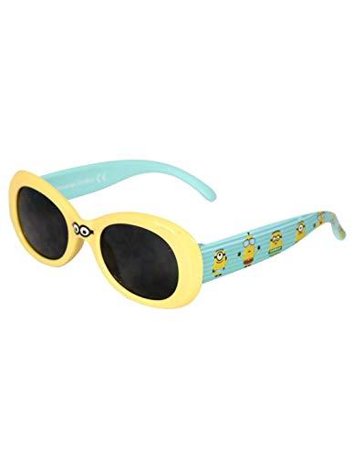 les minions Jungen Sonnenbrille Gr. onesize, Gelb/Blau