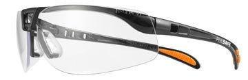 honeywell-1015364-protege-floating-lens-eyewear-metallic-black-frame-with-clear-fogban-anti-scratch-